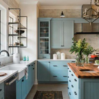 5 Best Ways for Kitchen Cabinet Upgradation