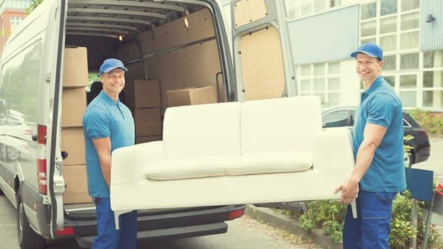 Full-service movers for a stress-free relocation