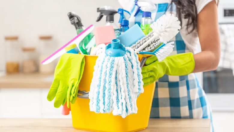 Tips to Keep Home or Other Places Clean with an Ease