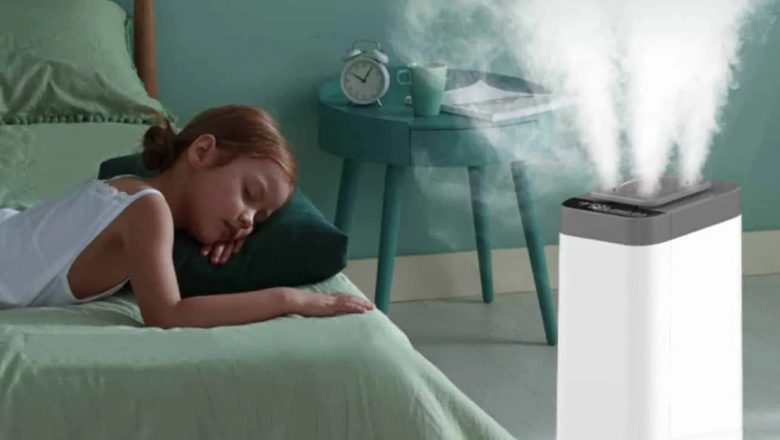 Use the best moisture less air humidifier