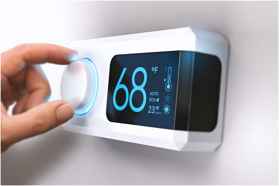 Thermostat At Home