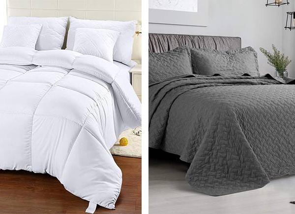 Choosing Between A Blanket And Comforter