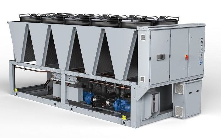 What Is Air-cooled Chiller