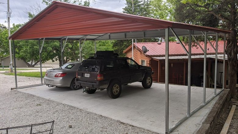 What Kind of Carports Can You Get Today?