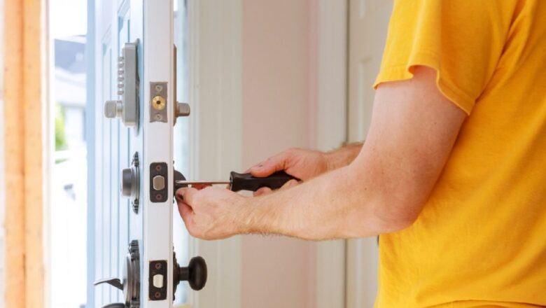 Why it is Important to security door installation