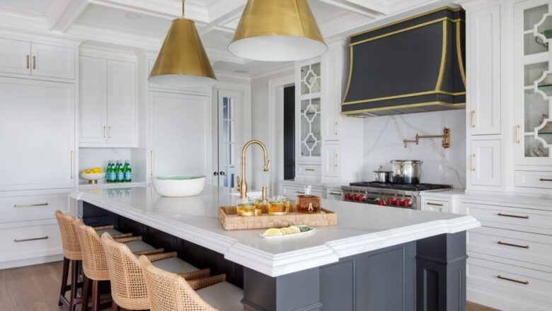 Mixing Metals: Finishing Your Kitchen's Look