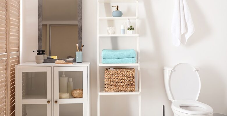 Organization Ideas In The Bathroom That Cut The Clutter