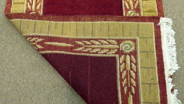 How many types of cultural area rugs?